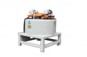 China Mineral Processing Dried Powder Electromagnetic Separator Strong Magnetic Force ISO9001 on sale