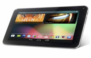 China 4G / 16G 10 Android Touchpad Tablet PC With 1024 x 600 Resolution on sale