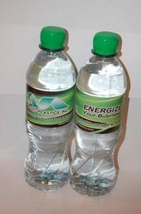 China etiquetas del encogimiento del pvc para el agua on sale