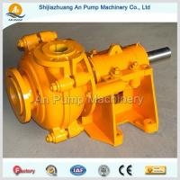 China Mineral Processing Machinery Centrifugal Mining slurry pump on sale