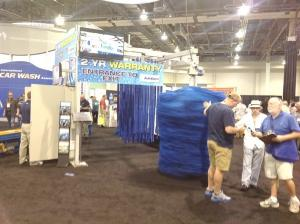 China Car Wash Exhibition Activity In Las Vegas on sale