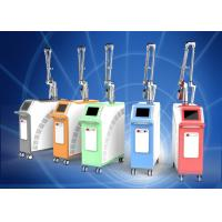 Q Switch ND Yag Laser Tattoo Removal Equipment / Skin Lightening Machine