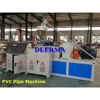 PVC Plastic Pipe Production Line For Agriculture / Architecture Water Supply