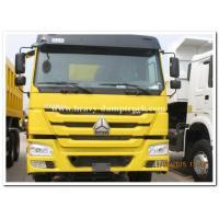 China EURO 336HP/247KW color amarillo o blanco de 2 del camión volquete/del camión de volquete como descuento del precio on sale