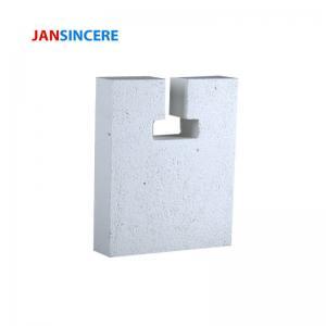 China Light Weight Ceramic Fire Brick / Corundum Mullite Brick For Kiln Furnace on sale