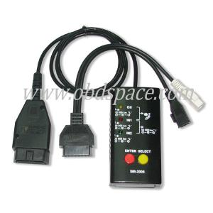 China Installation Onboard Diagnosis Socket CAN BUS Service Interval Resetter & Airbag Reset Kit on sale