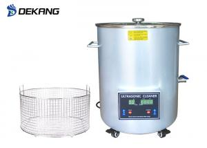 China 44L Industrial Ultrasonic Cleaner With CE ROHS Approved High Precision on sale