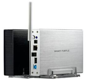 China ST-U35WF 3.5'' WIFI HDD Enclosure on sale