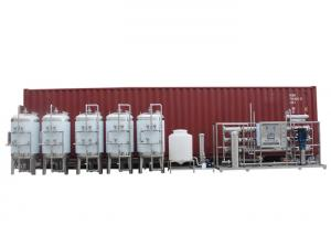 China Reverse Osmosis System Purified Drinking Water Machine Water Desalination Plant Price on sale