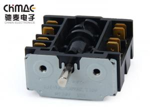 China Bakelite 5 Position Rotary Switch 16A , 250 V Cooker Selector Switch T100 on sale