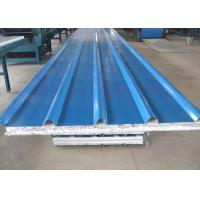 Window Blinds High Strength Galvanized Steel Panels With Regular / Big Spangle