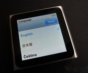 China Apple iPod nano 6th Generation on sale