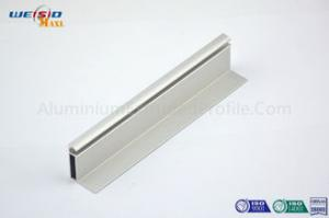 China Construction Window / Door Extruded Aluminum Profiles Electrophoresis Surface on sale