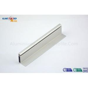 China Construction Window / Door Extruded Aluminum Profiles Electrophoresis Surface on sale