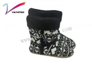 China Snow Yarn Warm Winter Boots , fashionable Household Short Boots To Sneakers on sale