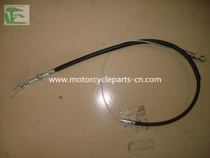 China Harley 50CC Back REAR BRAKE CABLE Harley Davidson Motorcycle Black Gray cables on sale