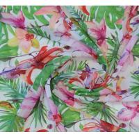 Made in China 2014 new chiffon digital printed fabric, polyester printed chiffon fabric