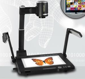China 1080p HDMI VGA Desktop Document Camera for Education , USB 2.0 for Image Download on sale