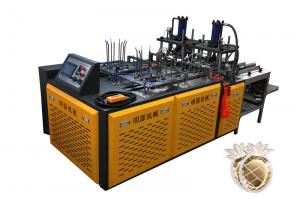 China High Speed Paper Plate Manufacturing Machine With Counting And Collection System on sale