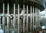 Chaîne de production congelée automatique de yaourt aux fruits grande vitesse pour le paquet de tasse