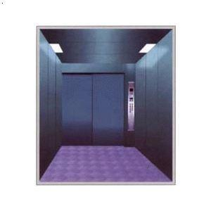 China Machine Room Two Sided Elevator Maximum Travelling Height 60m on sale