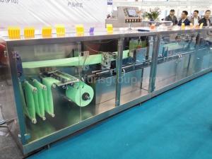 China 10 bocais de enchimento que enchem a máquina 316 da selagem de aço inoxidável para o líquido oral on sale