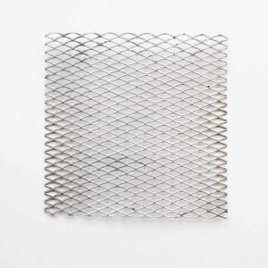 China 1/4 #18 Carbon Steel Expanded Wire Mesh Standard For Radar Antennas on sale