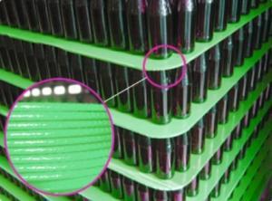 China UV Resistant Weatherproof Corrugated Plastic Layer Pads PP Plastic Baffle on sale
