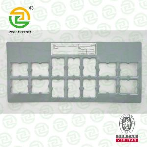China 6 / 14 Slots Dental X-Ray Film Mounts-Clip On For Doctor XI012 dental x-ray film holders supplier