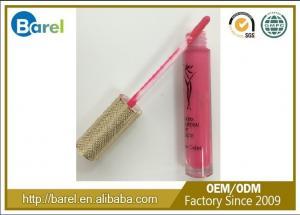 China Natural Long Wearing Lip Gloss Waterproof / Moisturizing Lip Balm Personalized on sale