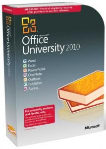 China Laptop Windows Office 2010 University , Service Pack 1 32/64-Bit Microsoft Office 2010 Key on sale