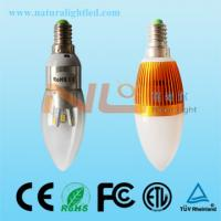 3w high power e14 led bulb 3 years warranty 360degree view