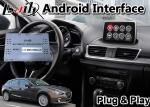 Lsailt Android Multimedia Video Interface for Mazda 3 2014-2020 Model with GPS Navigation Youtube Mirrorlink 32GB ROM