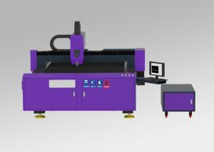 China Welded Frame Laser Beam Cutting Machine High Output Power With Dust Removal System on sale
