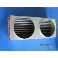 Customized Aluminium Fin Type Air Cooled Condenser For Refrigeration Condensing