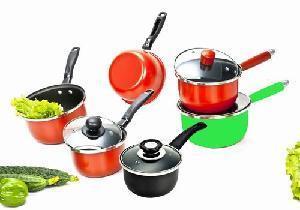 China Non Stick Carbon Steel Sauce Pots (CJ09021) on sale