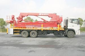 China HSA Specialized Under Inspection Bridge Access Equipment Truck With Bucket / Basket on sale