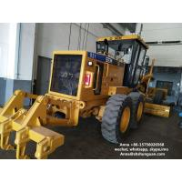 China SEM 921 Used Motor Graders 8854 * 2630 * 3360 Mm With Ripper Blade on sale