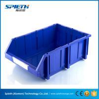 Plastic tool box parts storage bin