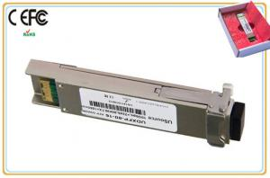 China 1559.79nm Wavelength 10G XFP Module DWDM-XFP-59.79 ITU Channel 22 on sale