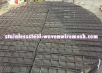 Monel 400 Wire Mesh Demister Pad Corrosion Resistance Long Service Life