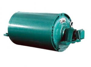 China TDY75 Oil Cooling Motorized Pulleys / Belt Drive Pulleys for Mining , Metallurgy on sale
