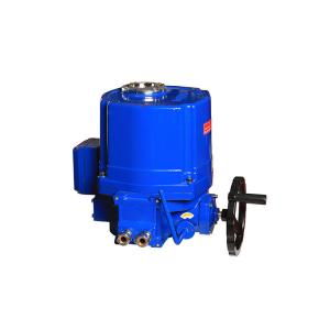 China 4-20mA Modulating Motorized Valve Actuator for Ball Valve Butterfly Valve on sale