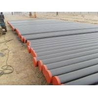 China C.S. seamless carbon steel pipe ASTM A106 grade B SMLS on sale