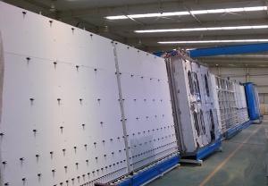 China Aluminium Double Glazing Equipment For Curtain Wall Glass,Insulating Glass Machine,Double Glazing Machine on sale