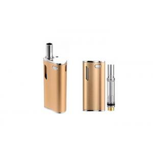 China Slim Vape Box Mod Kit / CBD Oil H10 Vaporizer Box Electronic Cigarette 5 Colors on sale