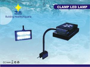 China UL Certified 48W DC 16V Durable Marine Aquarium Led Light Fixture With For Growing Plants on sale