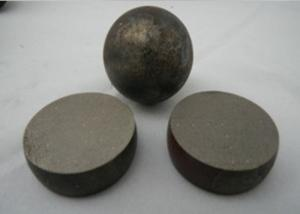 China Φ60mm High Cr15 Grinding Media Cast Balls With More Than HRC60 For Cement Mill on sale