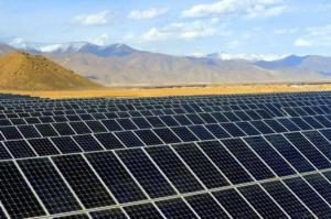 China Solar Power Plant on sale