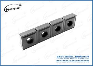 China K05 K10 K15 Tungsten Carbide Tool Inserts , Durable CNC Carbide Inserts on sale